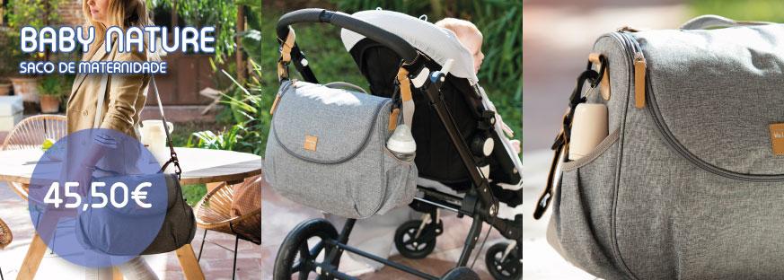 Saco para carrinho de bebé