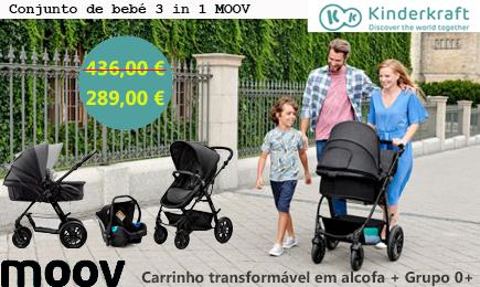 Kinderkraft - Moov