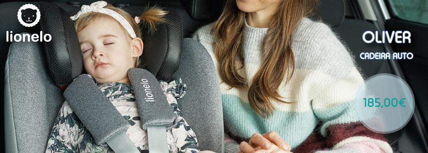 Cadeiras auto de bebé