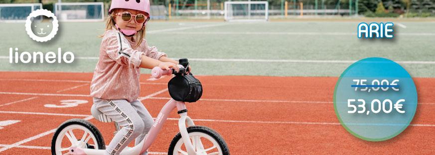 Triciclos e bicicletas