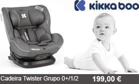 Cadeira auto Twister