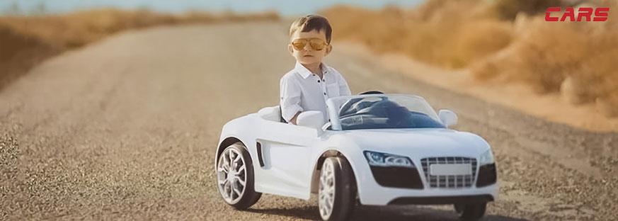 Carros elétricos para crianças