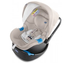 Chicco - Cadeira auto Oasys 0+ Up BebèCare Bege