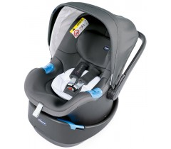 Chicco - Cadeira auto Oasys 0+ Up BebèCare Cool Grey