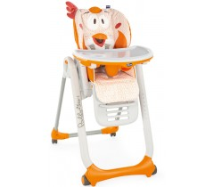 Chicco - Cadeira de papa Polly 2 Start Fancy Chicken