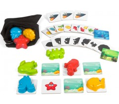 Chicco - Amiguinhos do Oceano Family Games