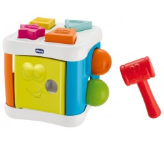 Chicco - Cubo Martela & brinca Smart2play (novo 2019)
