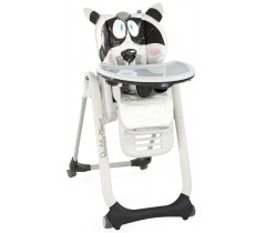 Chicco - Cadeira de papa Polly 2 Start Honey Bear