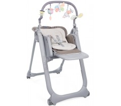 Chicco - Cadeira de papa Polly Magic Relax Cocoa