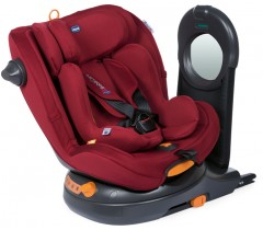 Chicco - Cadeira auto AroundU i-Size Red Passion
