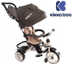 Kikka Boo - Triciclo 3 in 1 Alonsy