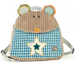 Walking Mum - Mochila ratita Patchwork