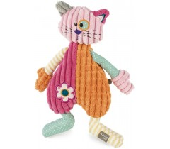 Walking Mum - Peluche gatinha Patchwork