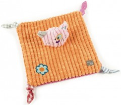Walking Mum - Doudou gatinha Patchwork