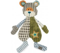 Walking Mum - Peluche ursinho Patchwork