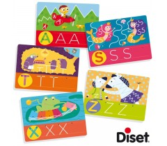 DISET - AS LETRAS
