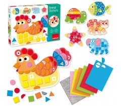 GOULA - ANIMAL STICKERS FOAM