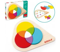 GOULA - CHROMATIC PUZZLE