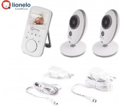 Lionelo - Monitor Babyline 5.1 Electrónic