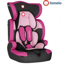 Lionelo - Cadeira auto Levi One Candy Pink (9-36 kg)