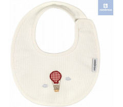 Cambrass - Babetes velcro BEIGE, RED