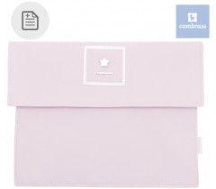 Cambrass - Porta documentos BASIC, ROSA