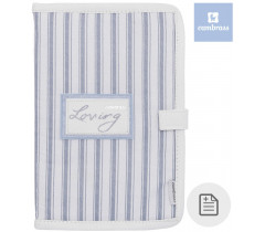 Cambrass - Porta documentos LOVING, AZUL
