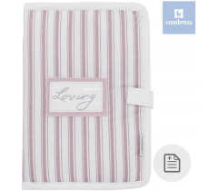 Cambrass - Porta documentos LOVING, ROSA