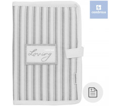 Cambrass - Porta documentos LOVING, GRIS