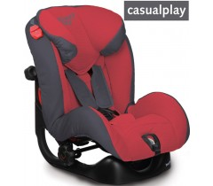 CasualPlay - Cadeira auto  BEAT S Flame Red