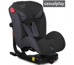CasualPlay - Cadeira auto  BEAT FIX Ebony
