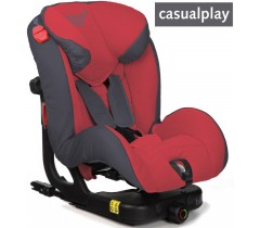 CasualPlay - Cadeira auto  BEAT FIX Flame Red