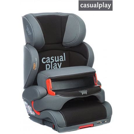 CasualPlay - Cadeira auto  MULTIPOLARIS FIX  Grey Stones