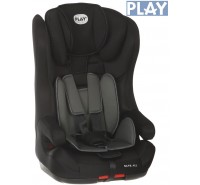 Play - Cadeira auto  SAFE FIX NEGRO/GRIS
