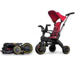 Doona - LIKI TRIKE S1 FLAME RED