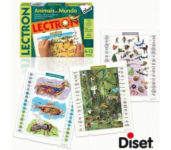 DISET - LECTRON ANIMAIS DO MUNDO