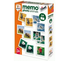 DISET - MEMO PHOTO ANIMAIS