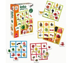 DISET - LOTO PHOTO FRUTAS