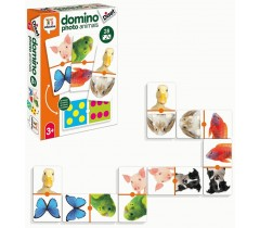 DISET - DOMINO PHOTO ANIMAIS
