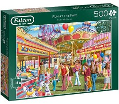 Jumbo - Falcon, Fun at the Fair