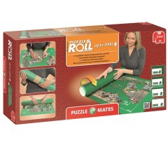 Jumbo - Puzzle Mates Puzzle & Roll