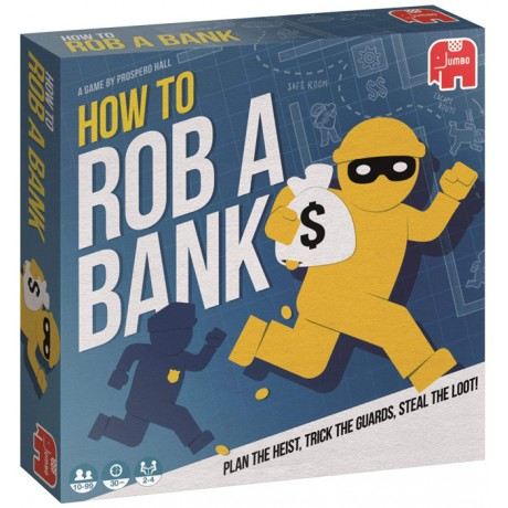 Jumbo - HOW TO ROB A BANK