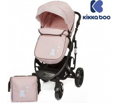Kika Boo - Beloved 2 en 1 Rosa (chassis preto)