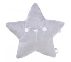 Saro - Almofadinha Wild Star Cinza