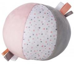 Saro - Baby bola com cascavel Rose