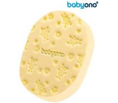 Baby Ono - Esponja delicada para bebés amarelo
