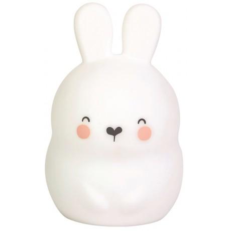 Saro - Luz de presença Little Bunny Branco