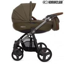 BabyActive - Carrinho de bebé 2 in 1 Mommy Khaki