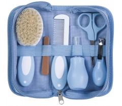 Saro - Necessaire de higiene para bebé Azul