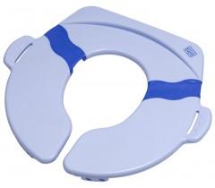 Saro - Redutor W.C. dobrável Azul